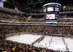 Xcel Energy Center, Wild St. Paul, MN 20 minutes from Lakeville