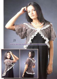 Sacos circulares | Mi Rincon de Crochet