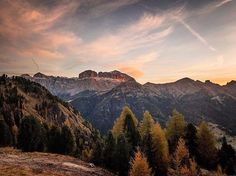 """From Instagram: @visitvaldifassa Cosa fate questo week end? ☀️ L'ultimo appuntamento de """"I Rifugi del Gusto in Val di Fassa"""" vi aspetta! Link in bio"""