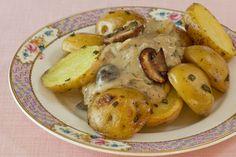 Creamy Mushroom Gravy Glutenfree Vegan