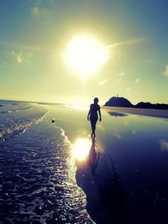 Zon zee strand Kaapstad Zuid Afrika