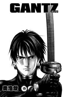Kei Kurono | Gantz | manga | by Hiroya Oku