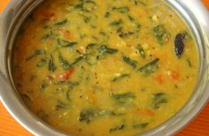 Menthu kura Pappu is a nutritious Andhra dal recipe made from tur dal and methi leaves. Easy Indian food recipe, Methi dal is made with Andhra style seasoning. Andhra Recipes, Pappu Recipe, Gourmet Salt, Indian Cookbook, Easy Indian Recipes, Fried Fish Recipes, Indian Street Food, India Food