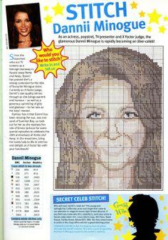 sandylandya@outlook.es Dannii Mignngue Cross Stitch Chart