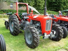 1963 Massey-Ferguson FE-35X Four wheel drive