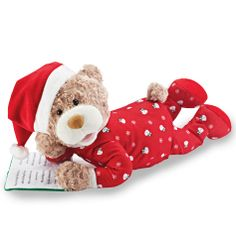 Pre-Black Friday Sale $14.99  and free shipping with code Avon: Nathaniel The Story Time Bear