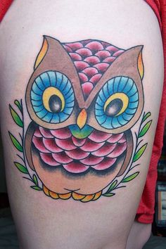 @Lori Bearden Markovich I'm thinking about an owl memorial tattoo. Wanna get on that, too?
