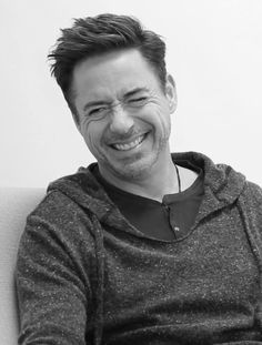 Robert Downey Jr. (by Sam Jones for Off Camera). He really is perfect...