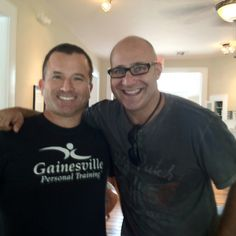 Ken Block of Sister Hazel Band is changing minds at CYM Coffee Co. in Gainesville, Florida
