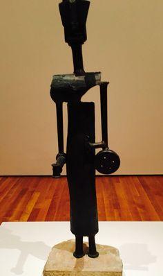 Picasso sculpture exhibit MOMA December 2015