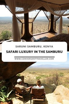 Saruni Samburu - a gorgeous remote luxury lodge in Kenya with possibly the best views in the world, and safaris Kenya Travel, Africa Travel, Amazing Destinations, Travel Destinations, African Holidays, Bali, Travel Guides, Travel Tips, Travel Plan