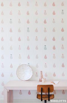 It is very easy to apply onto your wall. Modern Teen Room, Design Basics, Inspirational Wallpapers, Kids Room Design, Kids Sleep, Kids House, Baby Room, Playroom, Sweet Home