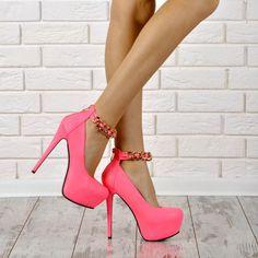 #roze hakken