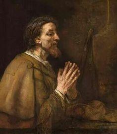 Saint James by Rembrandt