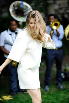 Stella McCartney Spring 2013 Behind the Scenes
