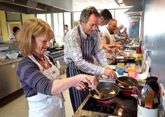cookery course - would love to win a cookery break