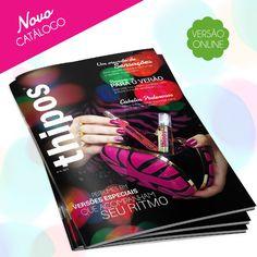 Ainda não viu o novo catálogo da thipos? Acesse a versão online e confira os lançamentos:  http://www.thipos.com/revenda/catalogo-virtual
