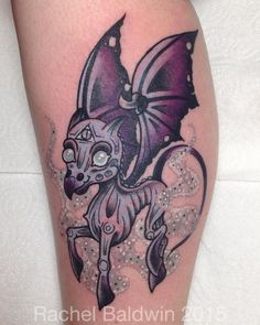 Thestral Tattoo by Rachel Baldwin Trendy Tattoos, Small Tattoos, Cool Tattoos, Tatoos, Bad Tattoos, Ankle Tattoos, Arrow Tattoos, Hp Tattoo, Body Art Tattoos