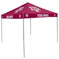 Logo Chair TX A&ampM Maroon Tent