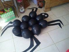 anniversaire spiderman :: Pam et ses 3 Monstres