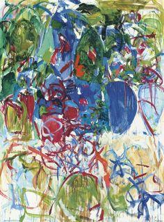 View artworks for sale by Mitchell, Joan Joan Mitchell American). Joan Mitchell, Tachisme, Abstract Expressionism, Abstract Art, Street Art, Art Moderne, Lovers Art, American Art, Collage Art