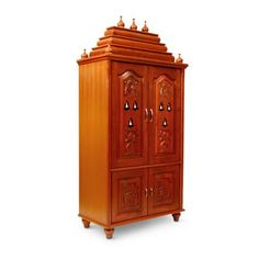 Sri Sai Furnishers Enoria Wooden Door Puja Temple Honey - Add oodles of style to your home with an exciting range of designer furniture,furnishings,decor items and kitchenware. We promise to deliver best quality products at best prices.