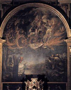Juan de Valdes Leal - Ascension of Elijah