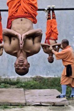 """nonconcept: """"Shaolin monks. """""""