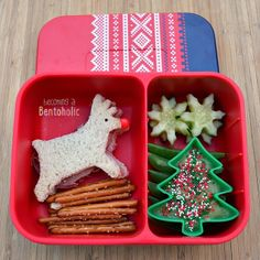 Rudolph the Red Nosed Reindeer ~ Becoming A Bentoholic