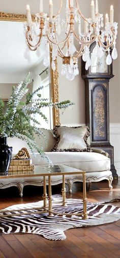 Antique and modern...all things French