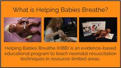 Helping Babies Breathe | INMED