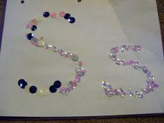 Letter S sparkle Letter S Activities, Alphabet, Crafts For Kids, Sparkle, Lettering, Ss, Crafts For Children, Kids Arts And Crafts, Alpha Bet