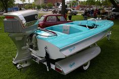 Pin by Rickie Ray Heinzman on Vintage Glasspar Boats