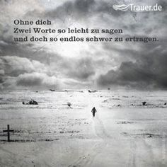Trauerspruch Tears In Heaven, Angels In Heaven, Words Quotes, Me Quotes, Life Hurts, German Quotes, Dark Thoughts, Man Humor, True Words