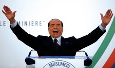 After tax fraud, sex scandals and heart surgery Silvio Berlusconi is back Mafia, Election Results, Five Star, Democratic Party, Sicily, Scandal, Comebacks, Victorious, Campaign