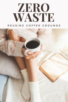 How to reuse coffee grounds to feed your plants, repair wooden furniture and other cool hacks! #coffee #zerowaste #waste #lowwaste #wastenot #recycle #upcucle #recycling #ecofriendly #eco #scandinavian #simplicity #coffeehacks #hacks #coffeeideas #coffeerecipes Make Money Online, How To Make Money, Teach Online, When Life Gets Hard, Time Management, Self Improvement, Self Help, No Time For Me, Personal Development