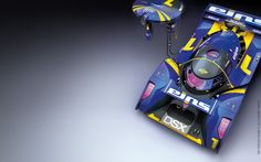 Wallpaper The Timeless Racer 1
