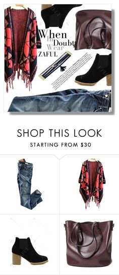 """""""Inspired fashion"""" by fashion-pol ❤ liked on Polyvore featuring H&M"""