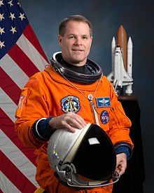 Kevin A. Ford - (born July 7, 1960 in Portland, Indiana) is a retired United States Air Force Colonel and a NASA astronaut.considers Montpelier, Indiana his hometown. He graduated from Blackford High School, Hartford City, Indiana in 1978