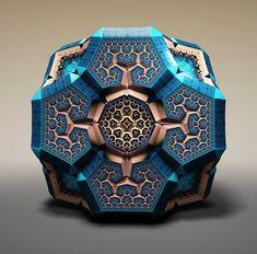 «Фаберже фракталы» (Faberge Fractals)