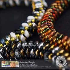 (18) Manek-Manek Beads