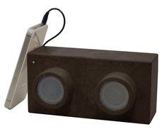 Earth Block Speakers