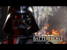Star Wars Battlefront Reveal Trailer - YouTube