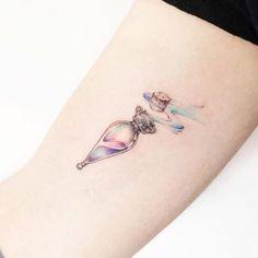 Girly Tattoos, Time Tattoos, Pretty Tattoos, Unique Tattoos, Beautiful Tattoos, Body Art Tattoos, Small Tattoos, Cool Tattoos, Tatoos