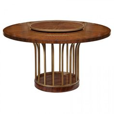 Fine Furniture Design & Marketing | Round Dining Table
