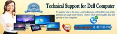 877-217-7933 Dell Technical Support Number  Now, it is very easy to connect a printer with computer. You need to set up complete setting and connection on connected computer to enjoy quality printing services as per your necessities. Call for Dell technical support number on toll free 877-217-7933 number.