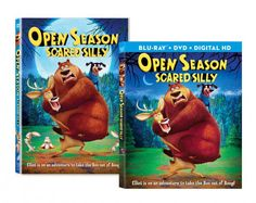 Open Season: Scared Silly Now on DVD #Giveaway AD #OpenSeason4