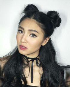 Nadine Lustre's 15 Best Beauty Looks Filipina Actress, Filipina Beauty, Nadine Lustre Fashion, Nadine Lustre Makeup, Lady Luster, Philippine Women, Jadine, Quick Hairstyles, Celebs