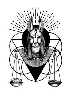 Anubis Print Gothic Home Decor Egyptian Mythology Gothic Art Dark Art Gothic Gift Tattoo Halloween Occult Macabre Art Anubis Tattoo, Osiris Tattoo, Egyptian Mythology, Egyptian Art, Anubis Drawing, Art Sombre, Mythology Tattoos, Dark Art Drawings, Macabre Art
