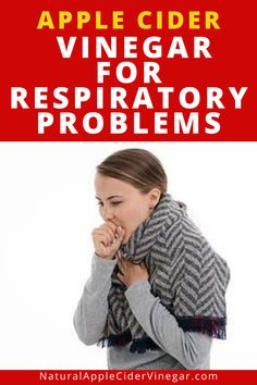 This apple cider vinegar respiratory remedy helps you cure your respiratory problems. This article contains a natural remedy to get rid of your respiratory problems. Use this remedy to cure your respiratory problems. Check out this great recipe to naturally stay healthy without using harmful ingredients that are bad for you. #applecidervinegar #respiratoryremedy #natrualcare #homeremedy Natural Homes, Natural Home Remedies, Apple Cider Vinegar, Asthma, Natural Treatments, Herbal Medicine, How To Stay Healthy, Rid, Herbalism